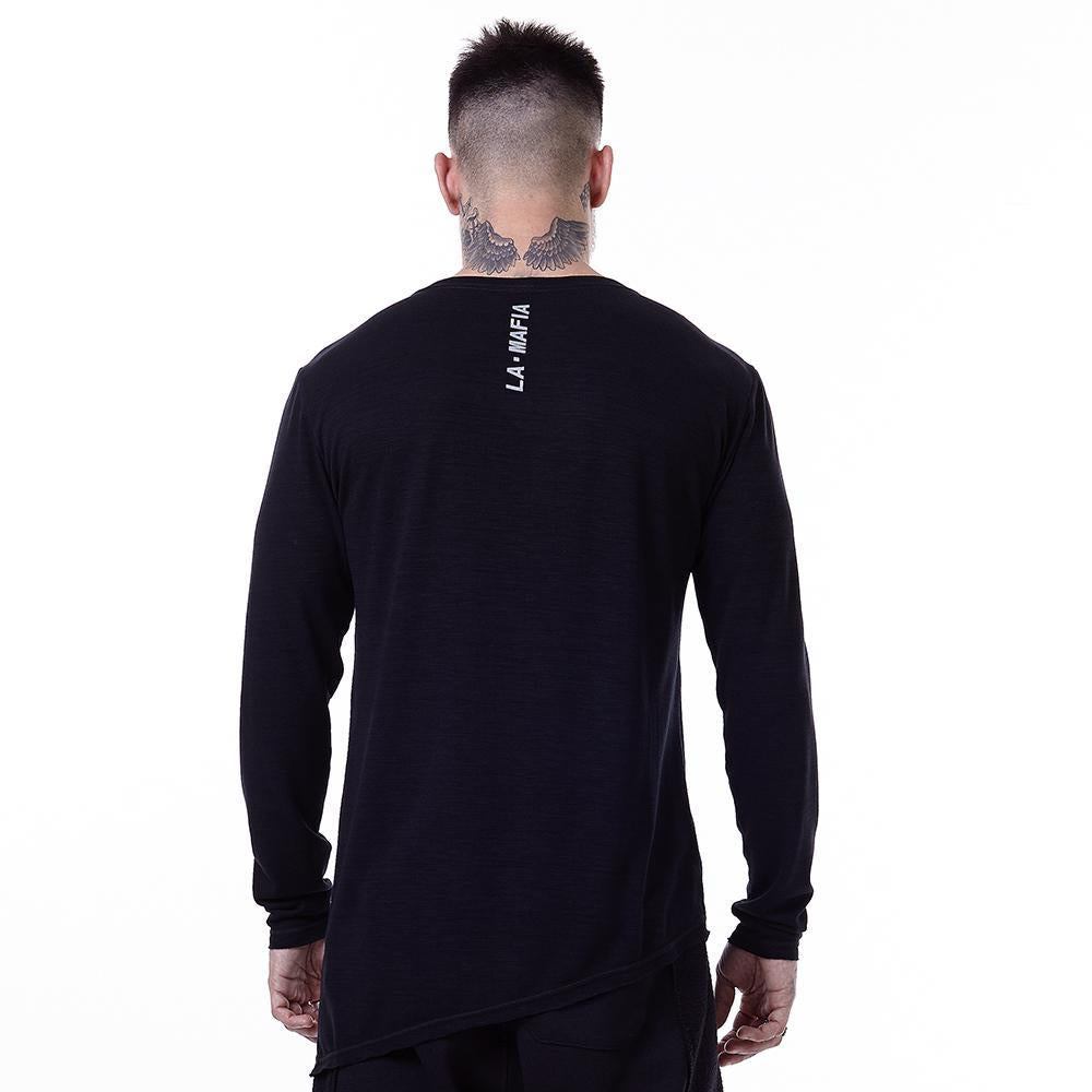 LM Cypher Long Sleeve | BLK