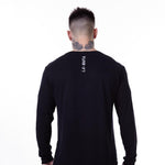 Load image into Gallery viewer, LM Cypher Long Sleeve | BLK