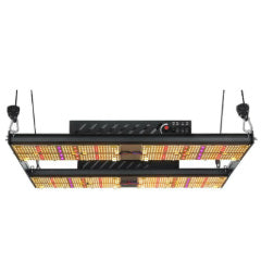 Bavagreen 480W LED grow light mixed UV + IR Samsumg meanwell diodes