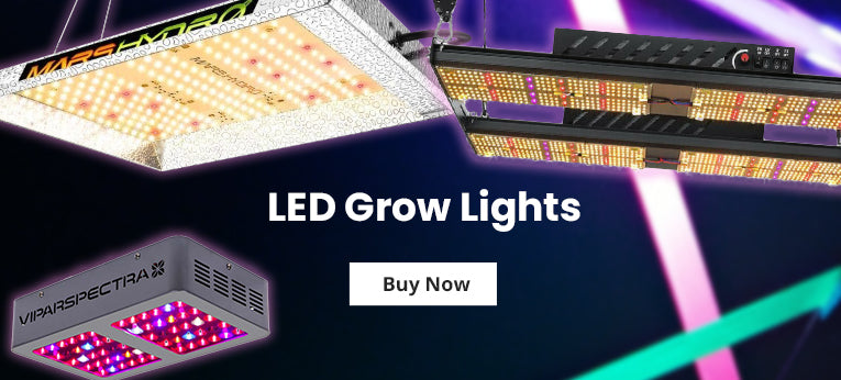 Shop LED Grow Lights Mars Hydro Bava Green Vispectra Free Fast Shipping on orders over $99 in Canada In-stock