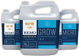 Remo Nutrients Remo Nutrients Grow Remo Nutrients Bloom Remo Nutrients Micro Remo base nutrients Remo Nutrients Megnifical Remo Nutrients VeloKelp Remo Nutrients Nature's Candy Remo Nutrients AstroFlower Remo Nutrients Remo Roots
