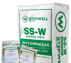 Stepwell Soils Inc organic soils Stepwell SS-W soil, Bloom top dressings, veg top dressing, EM1 microbes in-stock and ready to ship today free shipping over $99