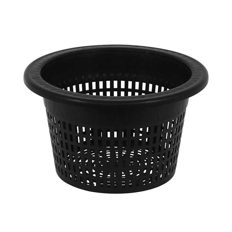 Round Net Pot Bucket Lid - 10 inch
