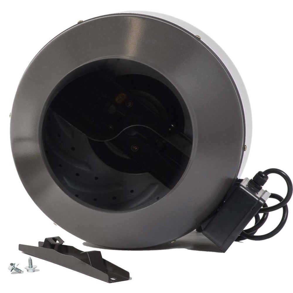 "12"" Metal Inline Fan 1060 CFM"