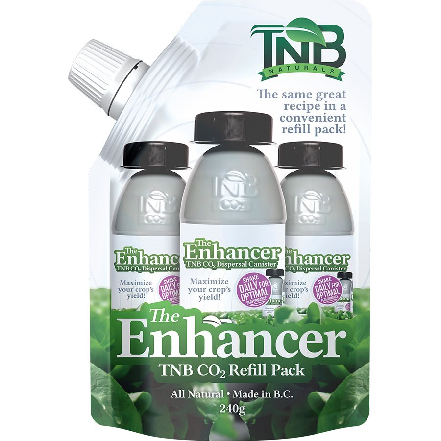 TNB Naturals The Enhancer C02 refill pack