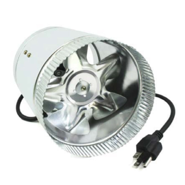 "6"" Duct Booster Fan 240 CFM"