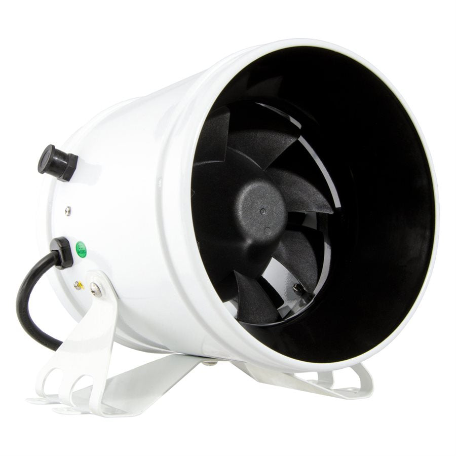 "6"" phat metal inline fan in-stock and ready to ship today Free Shipping on orders over $99 in Canada"