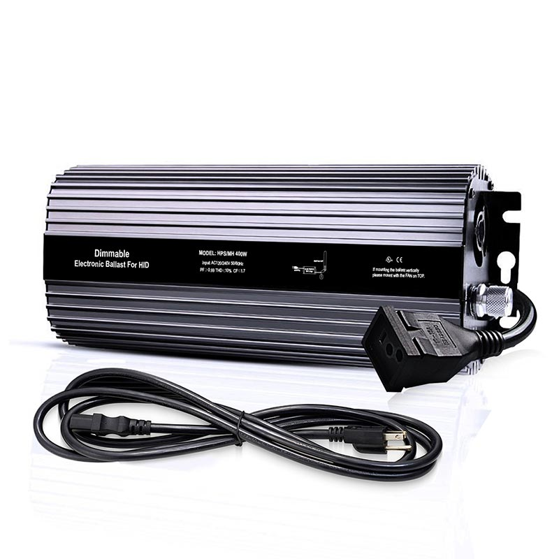 Dimmable Electronic Ballast 400W
