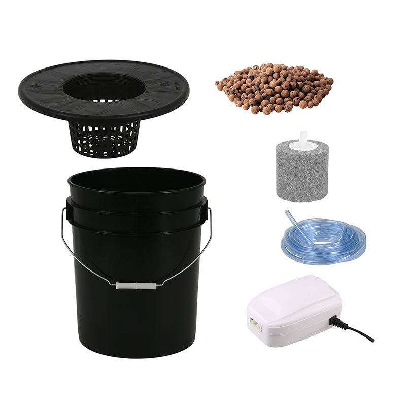 Deep Water Culture Hydroponics Kit