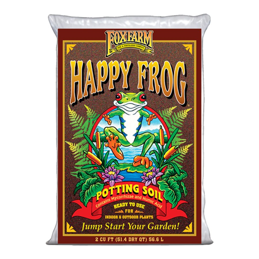 FoxFarm Happy Frog Potting Soil 2 cu ft