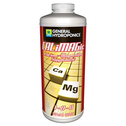 General Hydroponics CALi MAGic GH CALiMAGic - 1 quart