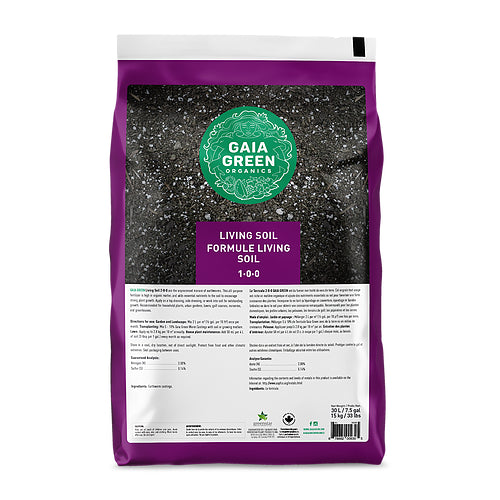 Gaia Green Living Soil 30L