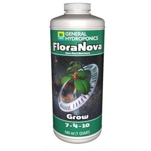 General Hydroponics GH FloraNova Flora Nova Bloom NovaBloom - 1 quart
