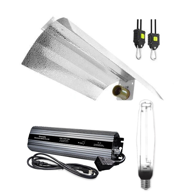 HPS Grow Light Kit 1000W