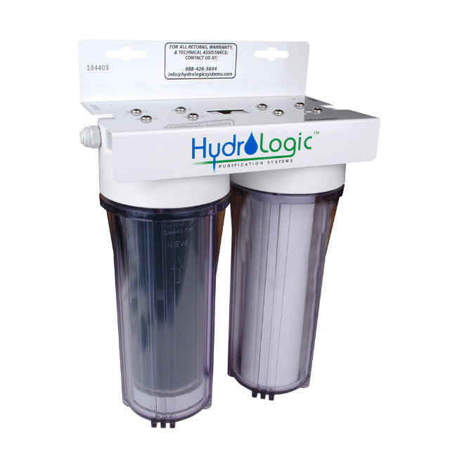 HydroLogic Small Boy w/ KDF85 Catalytic Carbon Filter