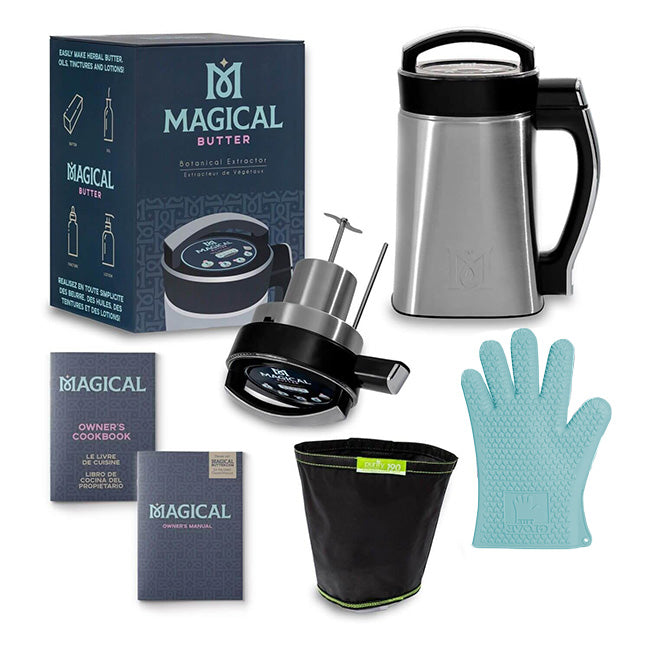 The MagicalButter® MB2e Botanical Extractor - Ultimate Edible-Making Machine