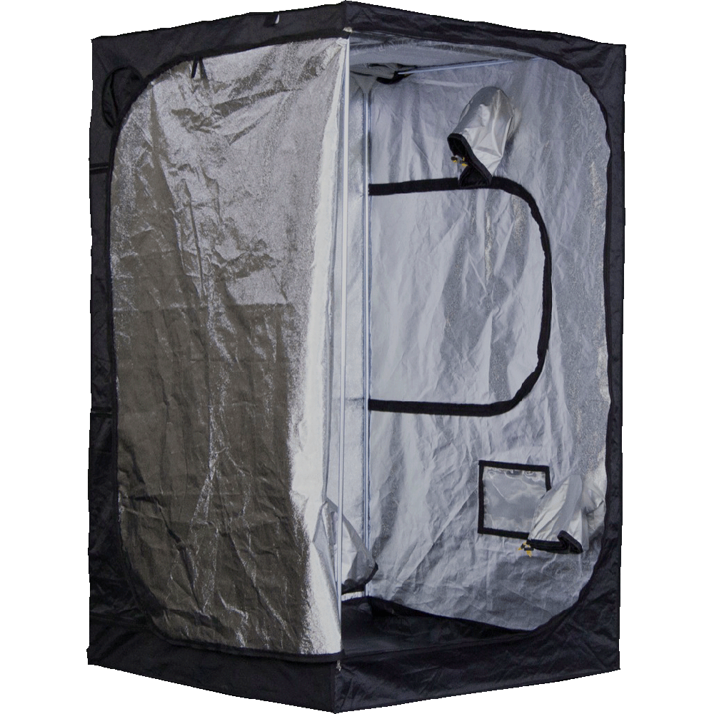 Mammoth Grow Tent Premium grow tent Mammoth Pro 120L 4' x 4' front cutout