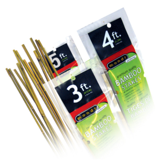 Mondi Bamboo Stakes 4ft (25 pack)