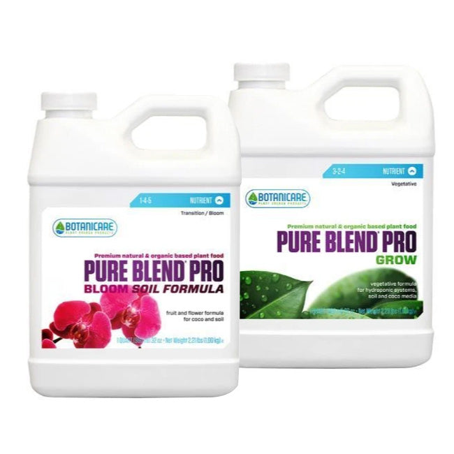 Botanicare 1L Duo - Pure Blend Pro Grow + Bloom Soil