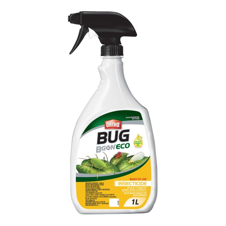 Ortho Bug B Gon Eco Insecticide Spray Bottle 1L