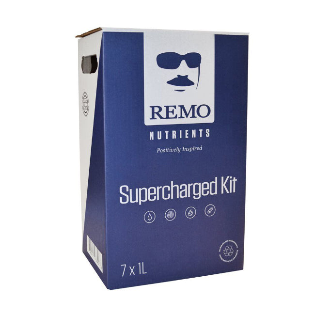 Remo Nutrients Supercharged 1L Kit