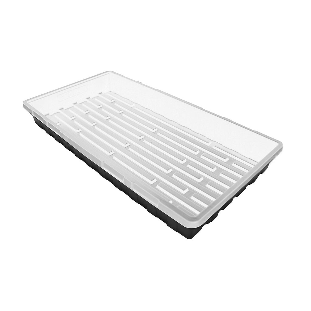 Double Thick Black & White Seedling / Propagation Tray - Mondi