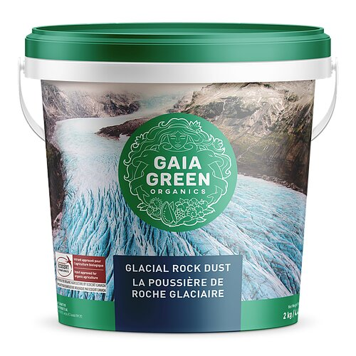 Gaia Green Glacial Rock Dust
