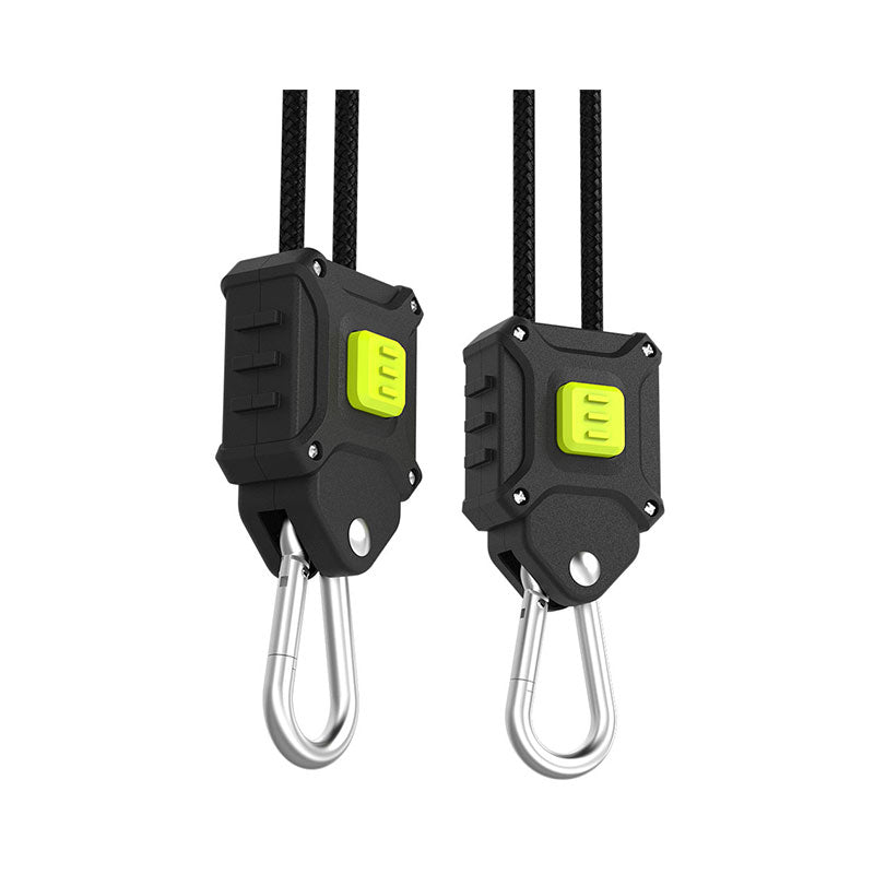 Rope Ratchet Light Hangers
