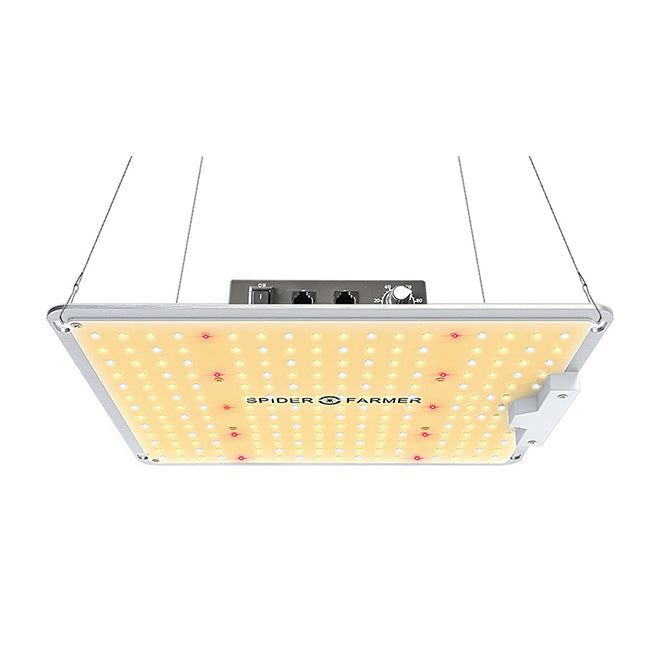 Spider Farmer SF-1000 Dimmable Full Spectrum LED Grow Light