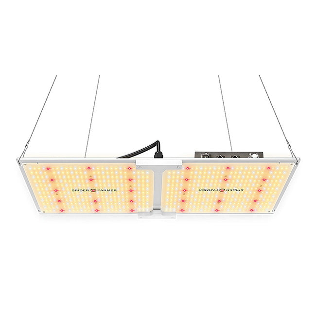 Spider Farmer SF-2000 Dimmable Full Spectrum LED Grow Light