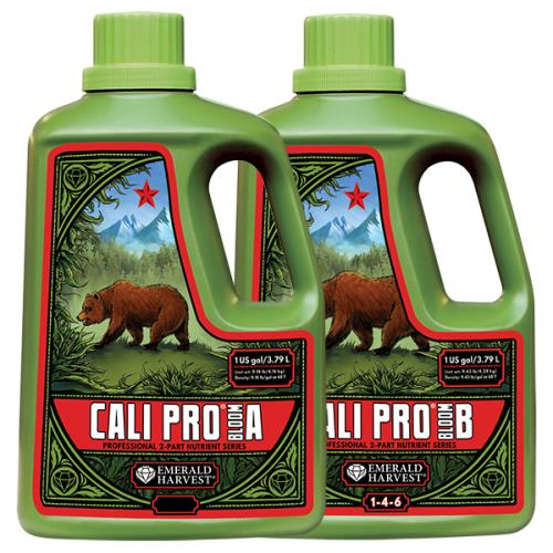 Emerald Harvest Cali Pro Bloom A & B - 1.9L