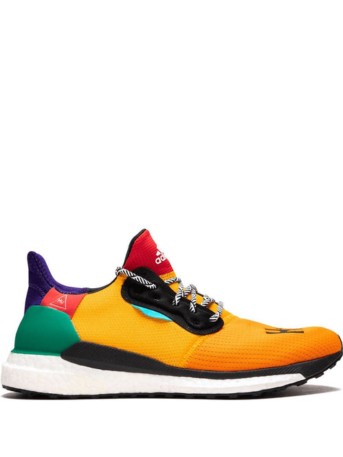 Pharrell Williams Adidas Solar Hu Glide  Multi-Color