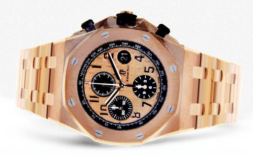 Audemars Piguet Royal Oak Offshore Rose Gold