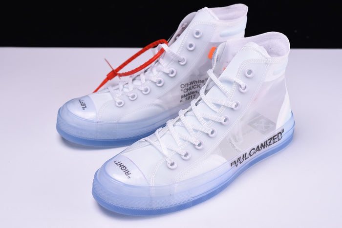 OFF-WHITE X CHUCK 70 THE TEN