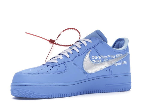 Off-White AF1 MCA University Blue