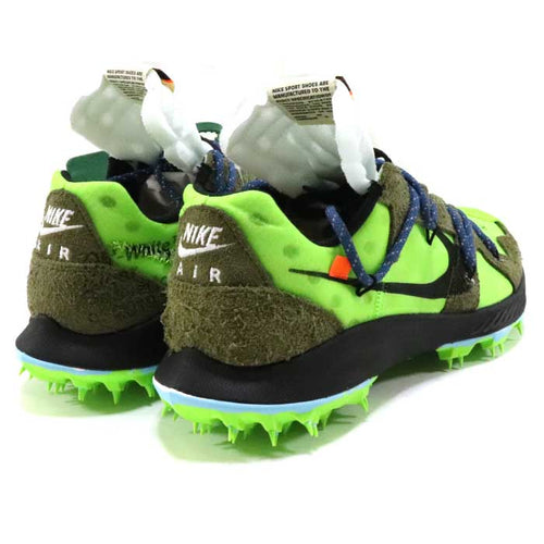 Nike Air Off White Terra Kiger Hyper Green (Women sizes)