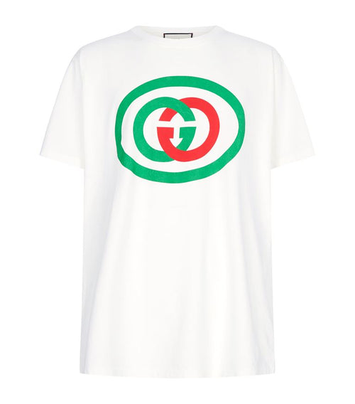 Gucci Oversized Logo T-Shirt