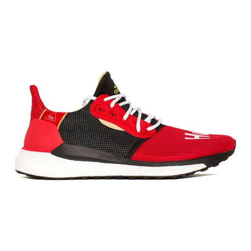Pharrell Williams Adidas Solar Hu Glide RED/BLACK/WHITE