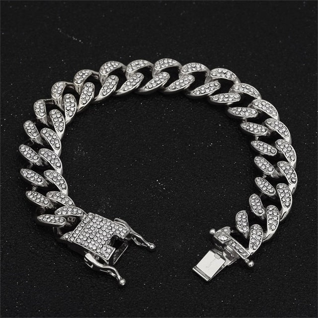 Cuban Necklace Chain Choker