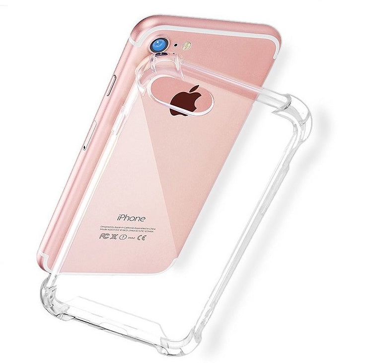 Clear shockproof case - thefonecasecompany