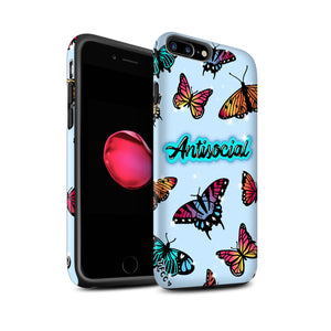 ANTISOCIAL BUTTERFLY CASE - thefonecasecompany