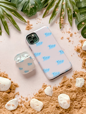 Ocean Waves AirPods Case - thefonecasecompany