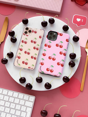 CHERRIES CASE - thefonecasecompany