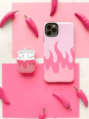FLAMES CASE - thefonecasecompany