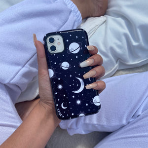 Stars and Moon Celestial Case - thefonecasecompany