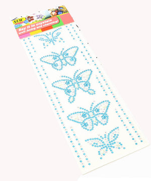 BUTTERFLY STICKER ACCESSORIES - thefonecasecompany