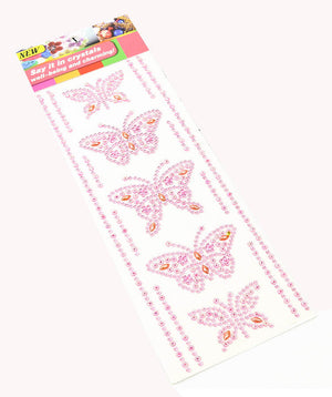 BUTTERFLY STICKER CASE - thefonecasecompany
