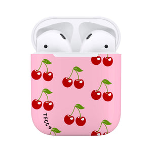 Cherries AirPods Case - thefonecasecompany