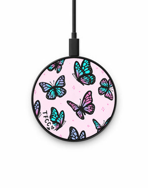 Butterfly Wireless Charger - thefonecasecompany