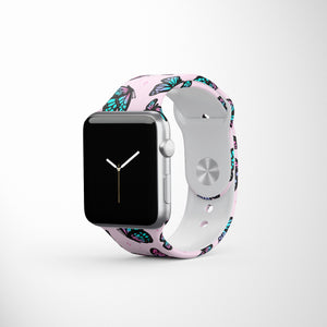 Butterfly Apple Watch Strap - thefonecasecompany